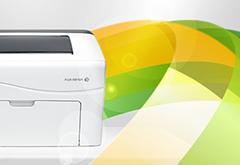 富士施乐打印机广告
