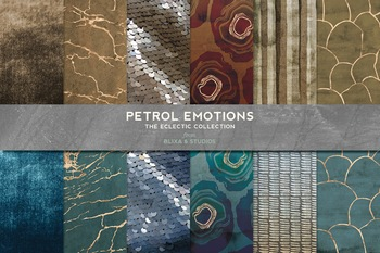 大理石水彩绒布和鳞片高清背景图片
