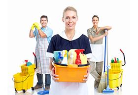 家庭清洁的工具